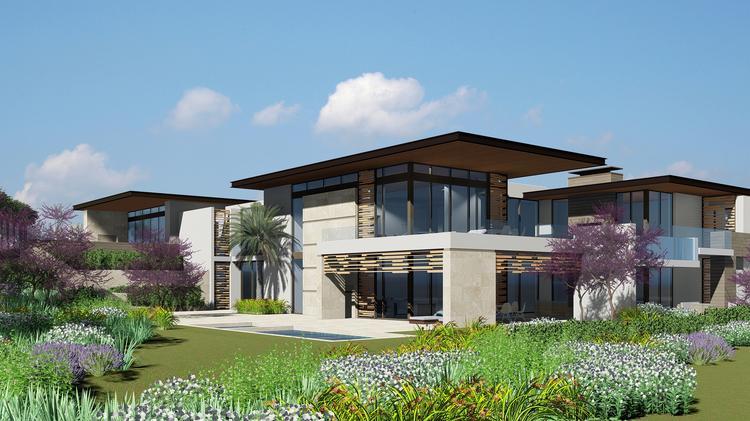 91 Ritz Carlton Villas Will Break Ground This Summer.
