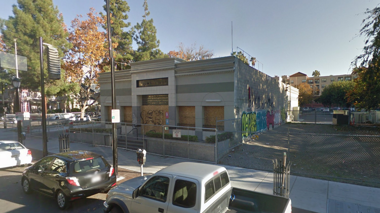 The Shuttered Mcdonald S In Downtown San Jose Has Been Boarded Up For Months