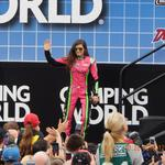 Newsmakers: <strong>Danica</strong> <strong>Patrick</strong> pushing Daytona Beach tourism
