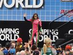 Danica Patrick promotes self-driving ed program