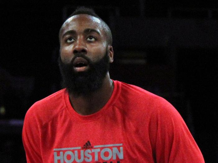 Exclusive: Houston Rockets star James Harden drops agent, now represented by his mother