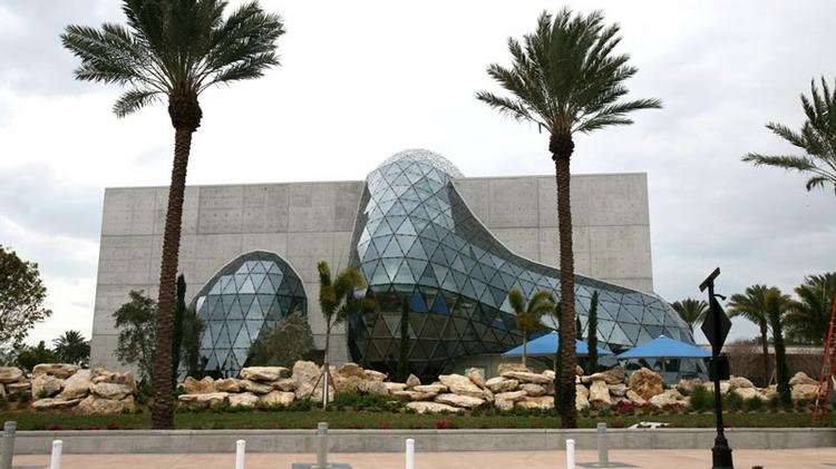 Dali virtual reality exhibit to open in Clearwater - Tampa