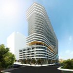 City approves 23-story residential/hotel tower