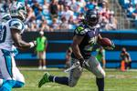Skittles makes a blue-and-green deal with Seahawk Marshawn Lynch