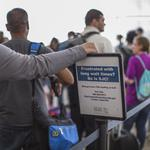 Hurry up and wait: Travels and travails at the airport