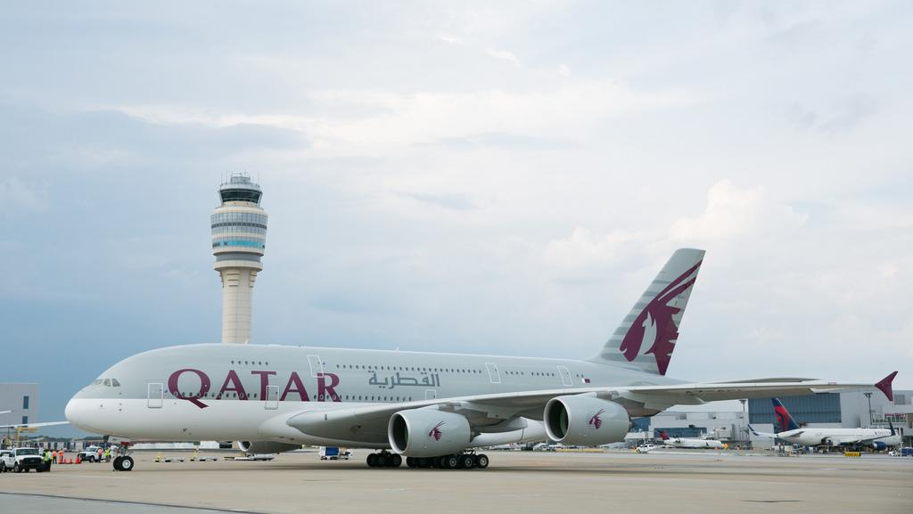Qatar dispute could scramble flights for atlantans atlanta qatar dispute could scramble flights for atlantans atlanta business chronicle stopboris Images