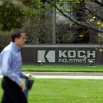<strong>Koch</strong> CFO: Time for Kansas to repeal tax exemption