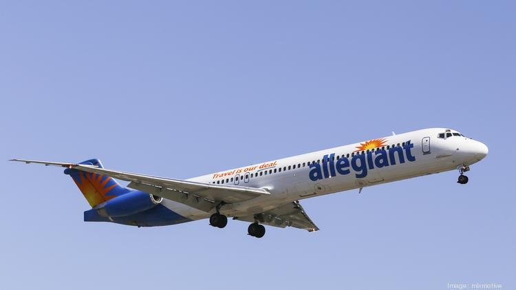 Allegiant Air Adds Nonstop Flight To Florida Out Of Bwi
