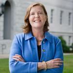 Emory President Claire Sterk opines on nation's 'caustic environment'