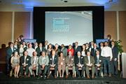 The Nashville Business Journal's finalists from the 2013 Small Business Awards luncheon at Loews Vanderbilt Hotel.