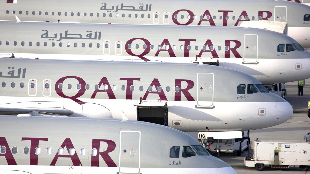 Qatar airways messages united airlines were good for us qatar airways messages united airlines were good for us economy chicago business journal stopboris Choice Image