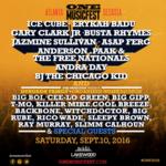 Atlanta's ONE Musicfest scores Dungeon Family reunion, Ice Cube, Erykah Badu