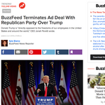 BuzzFeed says no to $1.3M GOP ad campaign because of Trump