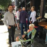 Buyers line up around the block to reserve condos in new Seattle tower