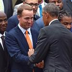 TEXT: Obama pays tribute to Denver Broncos at the White House