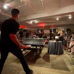 Packers, Brewers battle in pingpong to raise money for Boys & Girls Clubs: Slideshow