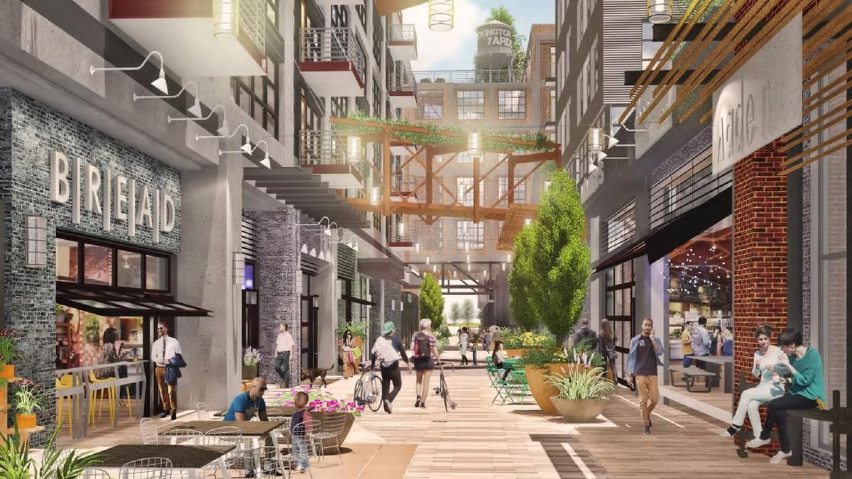 Union Kitchen Location In Jbg Smith S And Lcor S Eckington Yards Moves Ahead Washington Business Journal