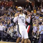 Vince Carter wins Teammate of the Year Award
