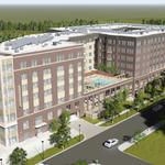 Wood Partners resurrects fire-ravaged College Park project