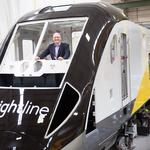FIRST LOOK: Brightline passenger trains on assembly line