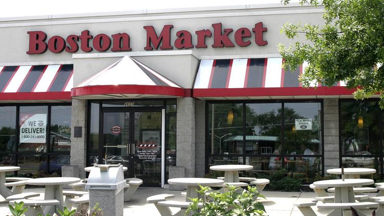 Boston Market Said It Plans To Open 12 New Restaurants In The U S And Four International