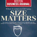 Size matters: CEO paydays are often linked to a company's size, rather than its performance