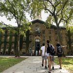 Princeton rejects protesters' demands to remove <strong>Woodrow</strong> <strong>Wilson</strong>'s name
