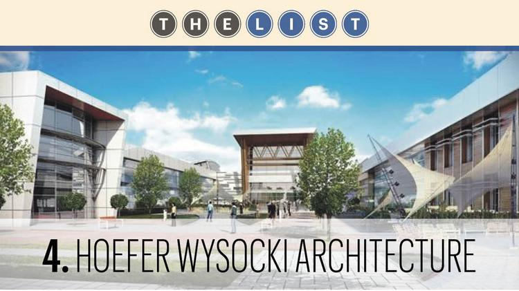 kansas city's top architecture firms. - kansas city business journal