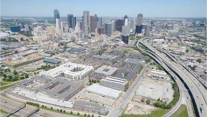 Online furniture retailer makes big push into DFW with massive e-commerce hub