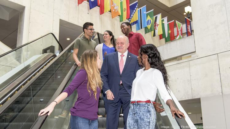 Eduardo Padrón to step down as Miami Dade College president - South