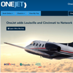OneJet opens Milwaukee base with Columbus, Omaha service