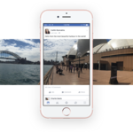 Facebook opens platform to posting and viewing virtual reality photos