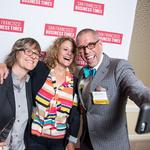 Business leaders celebrate LGBT pioneers at the 'Business of Pride' event (Video)