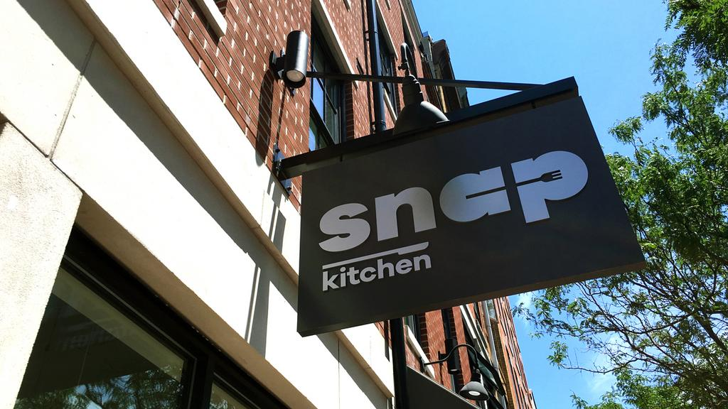 Dale Easdon elevated to CEO at Snap Kitchen Dave Kirchhoff heads