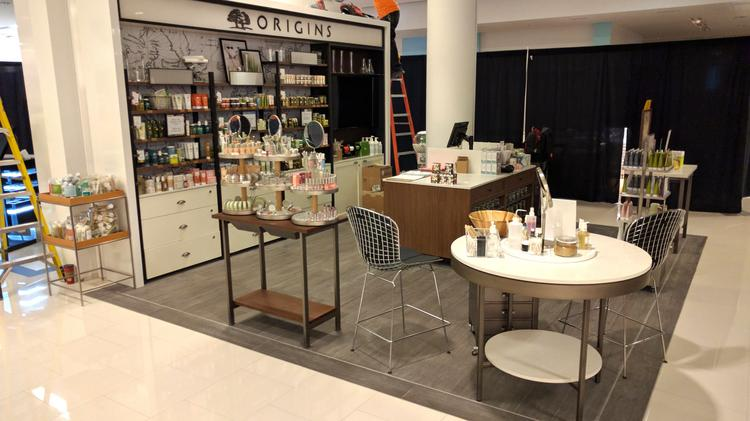 The 200,000 Square Foot Macyu0027s Store At Easton Is In The Midst Of A
