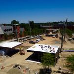 Opening of LeBauer Park in downtown Greensboro delayed (PHOTOS)