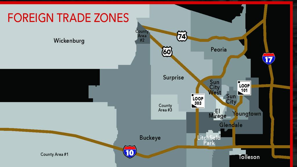 West Valley Foreign Trade Zone poisted to generate $1 3B in