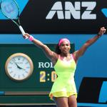 Sports: Serena hits back at McEnroe's grand slam