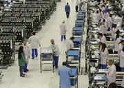 Jobs usually found in overseas factories are now found in Texas with the Motorola manufacturing facility in Fort Worth.