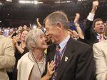 Former Ohio governor, GOP senator George Voinovich dies