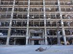 Kettler, Meridian demolish SAIC building, clearing way for The Boro