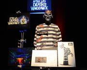 Costume examples from the After Life: Death's Vengeance maze.