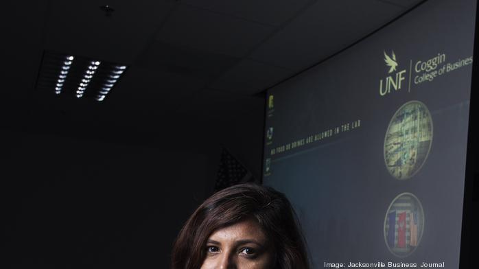 5 Minutes with UNF's Dr. Lakshmi Goel
