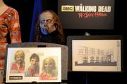 And speaking of The Walking Dead, it's also one of the themed mazes.