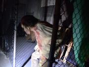The lack of light made photography difficult. But it made for an awesome scare factor.