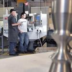 Few seats left in Hudson Valley's advanced manufacturing program
