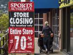 Sports Authority may speed up store closures