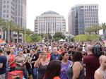 Thousands mourn, honor shooting victims during #OneOrlando Vigil