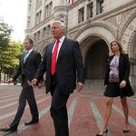 How much worse (or better) can a Trump administration be for D.C.'s office market?