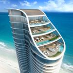 52-story oceanfront residential tower breaks ground
